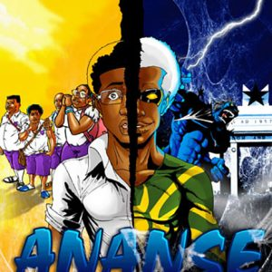 Ananse, The Origin Issue 1