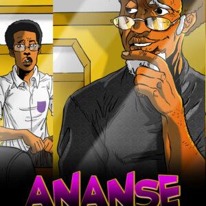 Ananse, The Origin Issue 2
